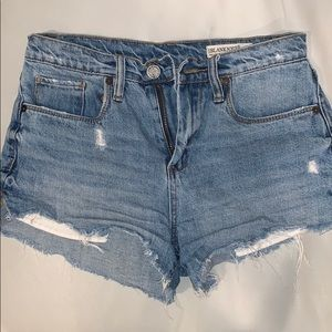 Pants - BLANK NYC High Wasted Jean Shorts